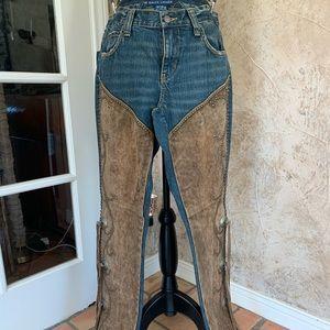 Ralph Lauren western jeans